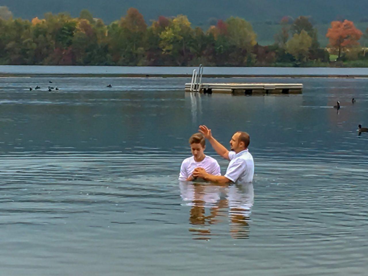 Taufe Oktober 2017